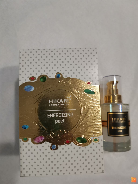 Hikari energizing peel скраб для лица