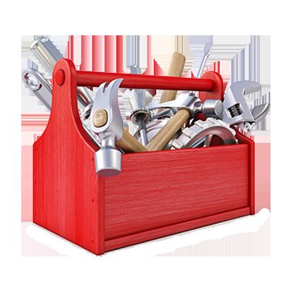 Ehitusmaterjalid ja tööriistad